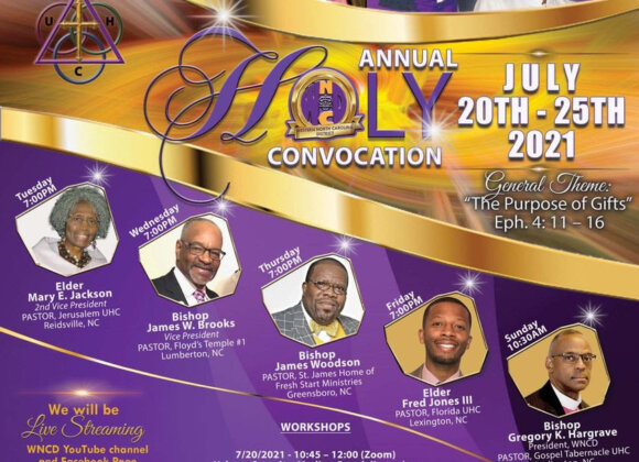 2021 Western NC District Convocation